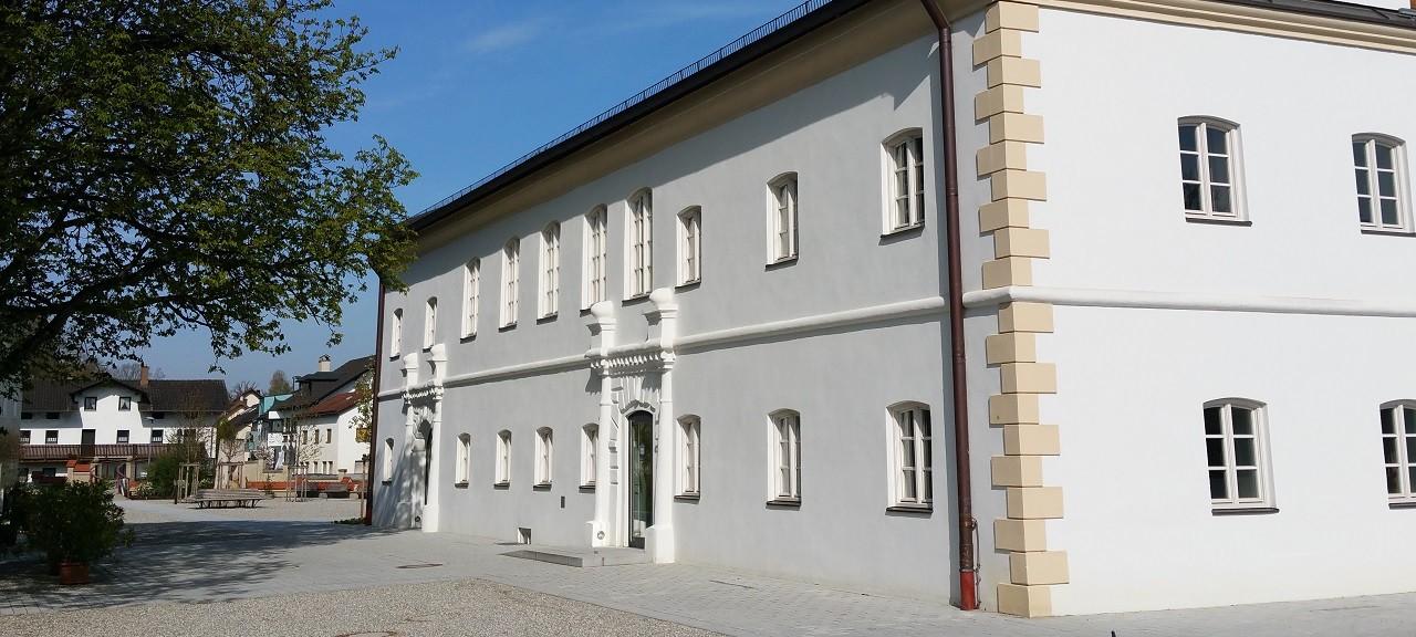 Bürgerhaus Schwindegg – Freianlagen