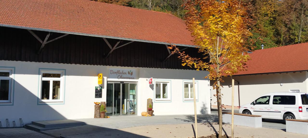 Dorfplatz Oberornau – Neugestaltung